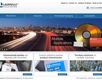 Lauraville Packaging Website