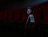 Screens, Flicks and a Movie Buff