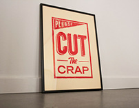 Please Cut The Crap