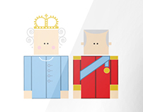 Royal Robots Infographics