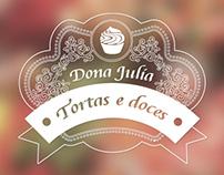 Dona Julia - Tortas e Doces