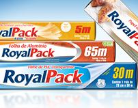 Royalpack (Branding e Design de Embalagem)