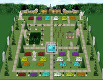 "Interactive computer program ""Garden of Dreams"""