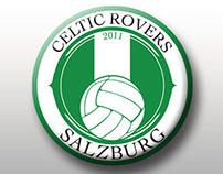 Celtic Rovers FC Branding