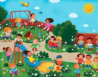 Preschool Playground/ Veseli vrtić