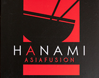 Carta Hanami - Enjoy
