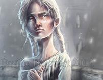 The Beggar Girl