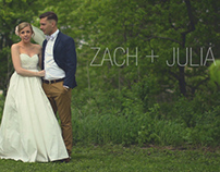 ZACH + JULIA