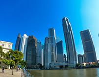 Scott Kelby Photowalk Singapore Civic Trail