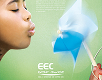 Green energy ad campaign