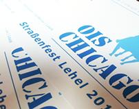 """""""Ois Chicago"""" Straßenfest Lehel"""