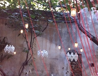 littlepopup with collective paper aesthetics in Athens