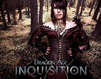 Morrigan Corset Commission - Dragon Age 3: Inquisition