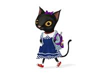 Feline Characters