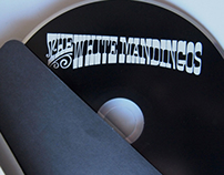 The White Mandingos Title Treatment