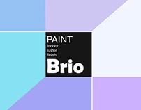 Brio paint package