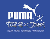 PUMA X TODD JAMES X CASEY VEGGIES