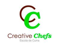 Logotip Escola de Cuina Creative Chefs