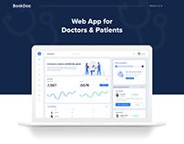Medical Web App Ui Ux