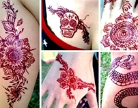 The Body Art of Henna