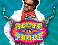 South ka punch campaign for Toritos Restaurant