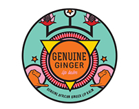 Craft Beer Design _ Genuine Ginger
