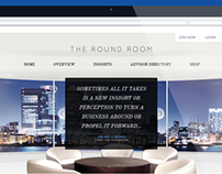 The Round Room website