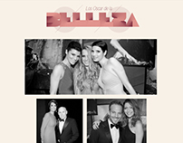 Telva's party microsite