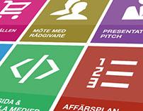 Märken för Ung Företagsamhet