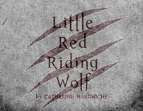 Little Red Riding Hood Book Cover Redesign