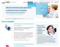 Responsive Website www.gaianetexchange.com/
