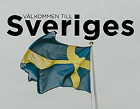 Välkommen till Sveriges