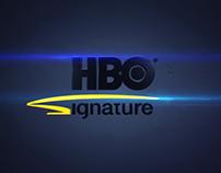 HBO Signature Ident