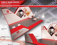 Public Bank Booth