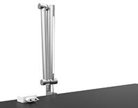 Deskfloor lamp