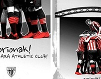 Felicitación Athletic Club Bilbao