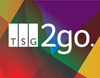 TSG 2go branding