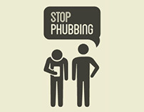 'Phubbing' - Macquarie Dictionary