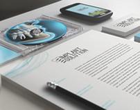 Branding, visual identity & website: dental supplies