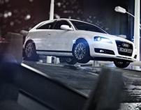 Audi Geneva 2012 Styleframes