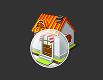 HOME ICON--iUX Studio