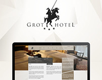Website for Hotel in Malbork