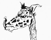 Giraffe Legs