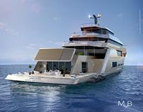 Crescendo 65M -  Yacht