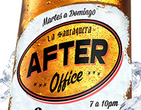 "La Santaquera ""After Office"" Promo"