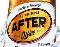 "La Santaquera ""After Office"" Promo"