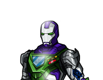 lron Lightyear Suit