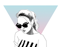 Hipster Illustrations