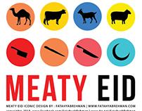 MEATY EID ICONIC DESIGN BY FATAHYAB REHMAN