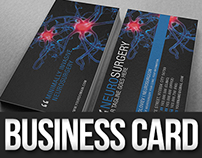 Neurosurgery Business Card